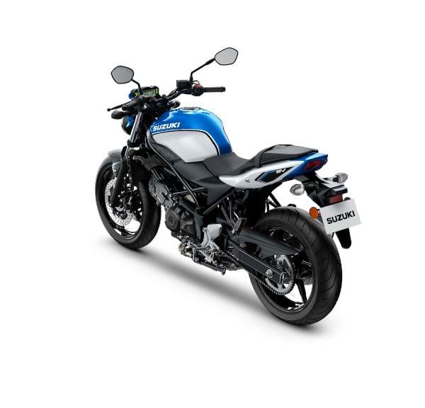 Suzuki SV650 | Suzuki Bikes UK